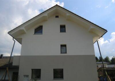 Izdelava fasad slikopleskarstvo Završnik