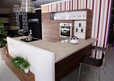 Salon kuhinj barvanje sten slikopleskarstvo Završnik